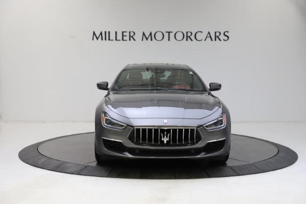 Used 2018 Maserati Ghibli SQ4 GranLusso for sale $55,900 at Bentley Greenwich in Greenwich CT 06830 7