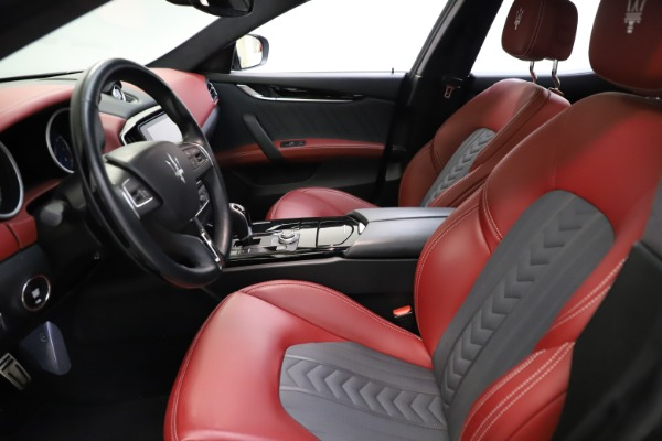 Used 2018 Maserati Ghibli SQ4 GranLusso for sale $55,900 at Bentley Greenwich in Greenwich CT 06830 9