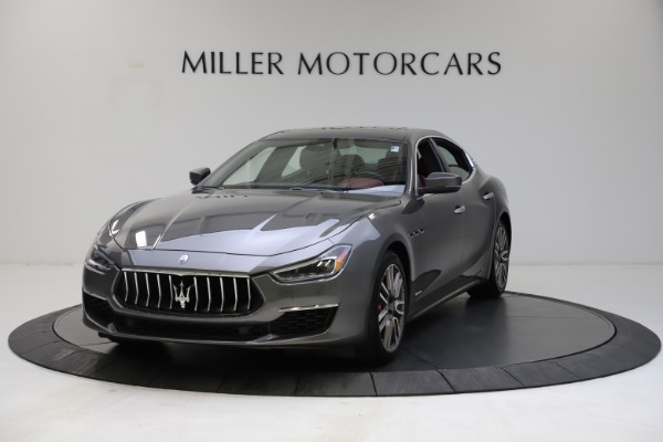 Used 2018 Maserati Ghibli SQ4 GranLusso for sale $55,900 at Bentley Greenwich in Greenwich CT 06830 1