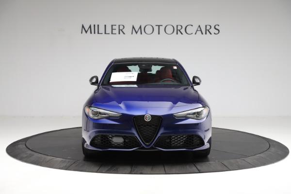 New 2021 Alfa Romeo Giulia Ti Sport for sale $54,050 at Bentley Greenwich in Greenwich CT 06830 14