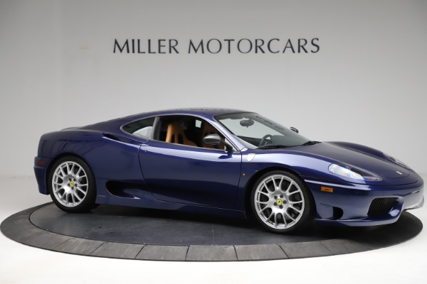 Used 2004 Ferrari 360 Challenge Stradale for sale $329,900 at Bentley Greenwich in Greenwich CT 06830 10