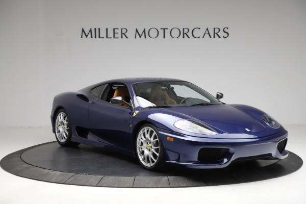 Used 2004 Ferrari 360 Challenge Stradale for sale $329,900 at Bentley Greenwich in Greenwich CT 06830 11