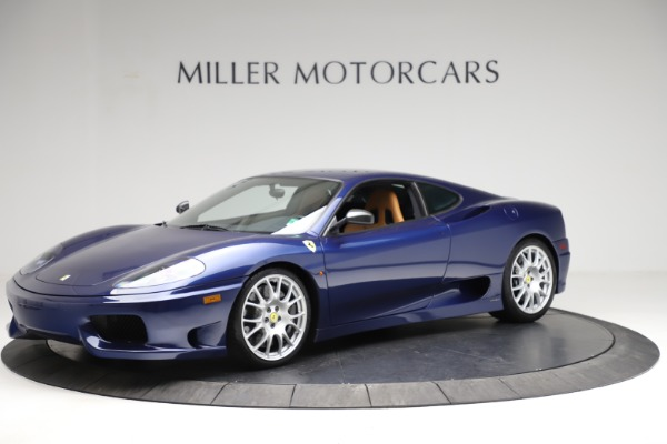 Used 2004 Ferrari 360 Challenge Stradale for sale $329,900 at Bentley Greenwich in Greenwich CT 06830 2