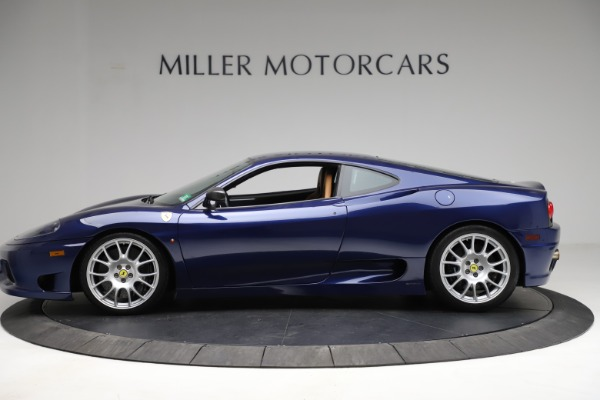 Used 2004 Ferrari 360 Challenge Stradale for sale $329,900 at Bentley Greenwich in Greenwich CT 06830 3