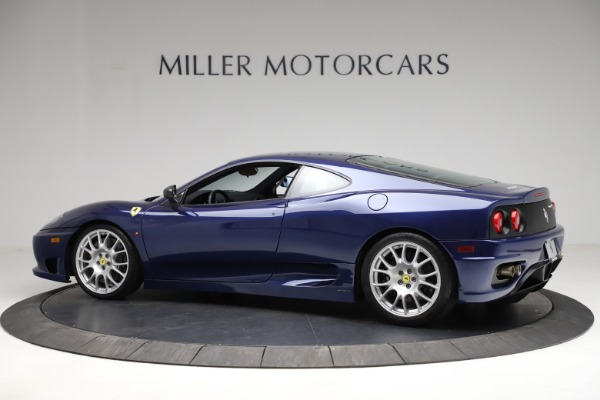 Used 2004 Ferrari 360 Challenge Stradale for sale $329,900 at Bentley Greenwich in Greenwich CT 06830 4