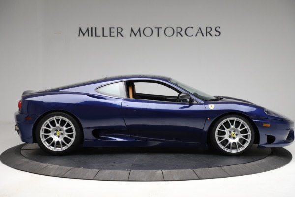 Used 2004 Ferrari 360 Challenge Stradale for sale $329,900 at Bentley Greenwich in Greenwich CT 06830 9