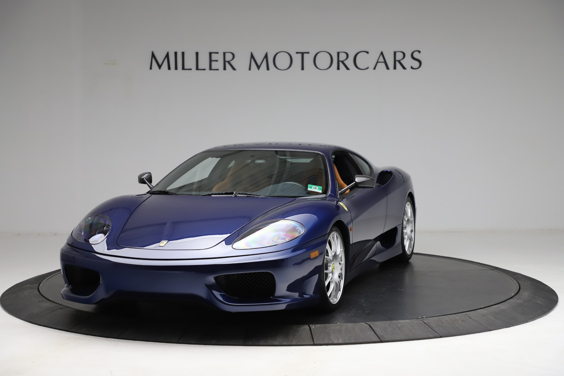Used 2004 Ferrari 360 Challenge Stradale for sale $329,900 at Bentley Greenwich in Greenwich CT 06830 1