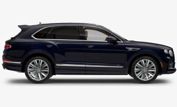 New 2021 Bentley Bentayga Speed for sale Call for price at Bentley Greenwich in Greenwich CT 06830 2