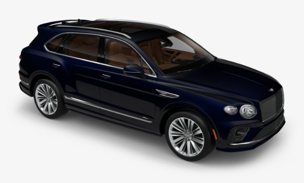 New 2021 Bentley Bentayga Speed for sale Call for price at Bentley Greenwich in Greenwich CT 06830 5