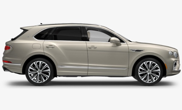 New 2021 Bentley Bentayga V8 First Editon for sale Call for price at Bentley Greenwich in Greenwich CT 06830 2