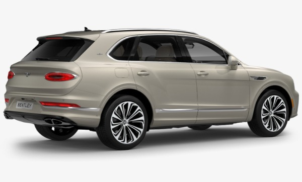 New 2021 Bentley Bentayga V8 First Editon for sale Call for price at Bentley Greenwich in Greenwich CT 06830 3