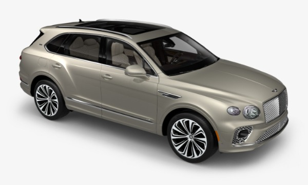 New 2021 Bentley Bentayga V8 First Editon for sale Call for price at Bentley Greenwich in Greenwich CT 06830 5