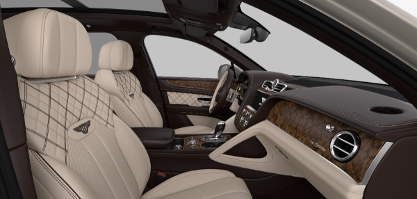 New 2021 Bentley Bentayga V8 First Editon for sale Call for price at Bentley Greenwich in Greenwich CT 06830 7