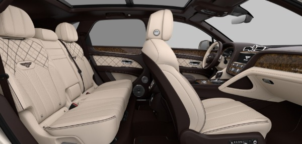 New 2021 Bentley Bentayga V8 First Editon for sale Call for price at Bentley Greenwich in Greenwich CT 06830 9