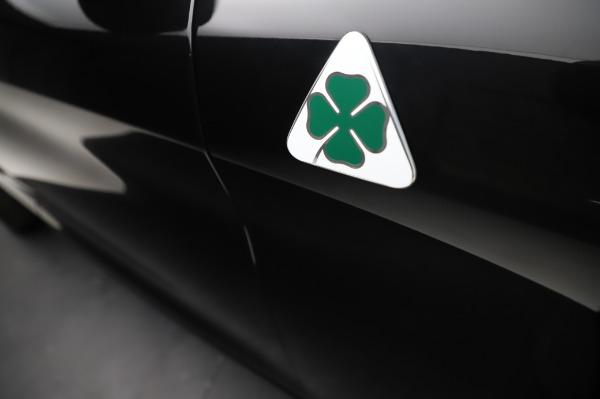 New 2021 Alfa Romeo Stelvio Quadrifoglio for sale $90,450 at Bentley Greenwich in Greenwich CT 06830 28