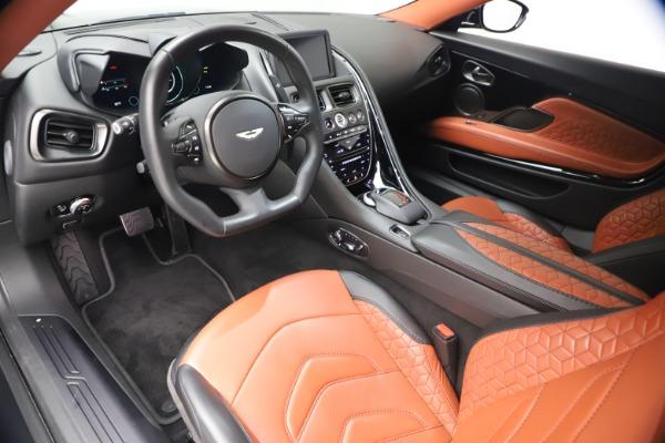 Used 2019 Aston Martin DBS Superleggera for sale $279,990 at Bentley Greenwich in Greenwich CT 06830 13
