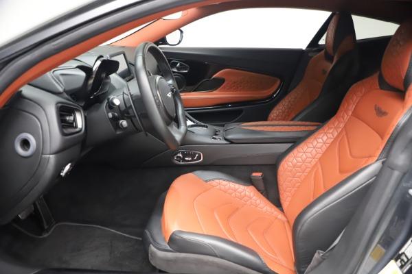 Used 2019 Aston Martin DBS Superleggera for sale $279,990 at Bentley Greenwich in Greenwich CT 06830 14