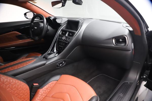 Used 2019 Aston Martin DBS Superleggera for sale $279,990 at Bentley Greenwich in Greenwich CT 06830 19