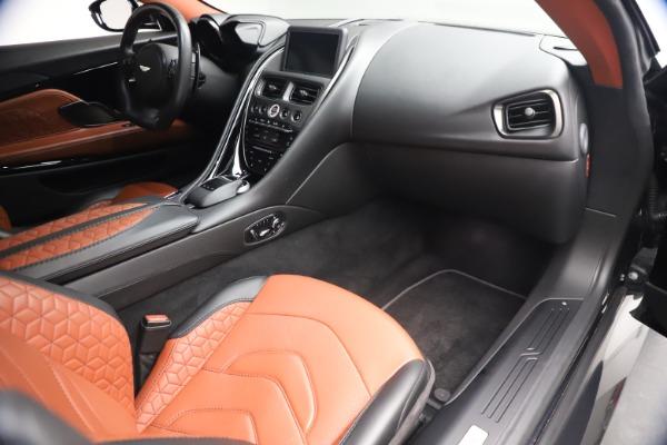 Used 2019 Aston Martin DBS Superleggera for sale $279,990 at Bentley Greenwich in Greenwich CT 06830 20