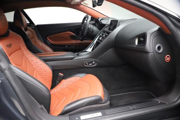 Used 2019 Aston Martin DBS Superleggera for sale $279,990 at Bentley Greenwich in Greenwich CT 06830 21