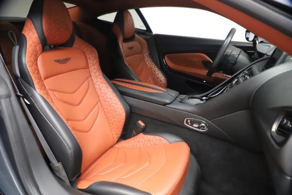 Used 2019 Aston Martin DBS Superleggera for sale $279,990 at Bentley Greenwich in Greenwich CT 06830 22