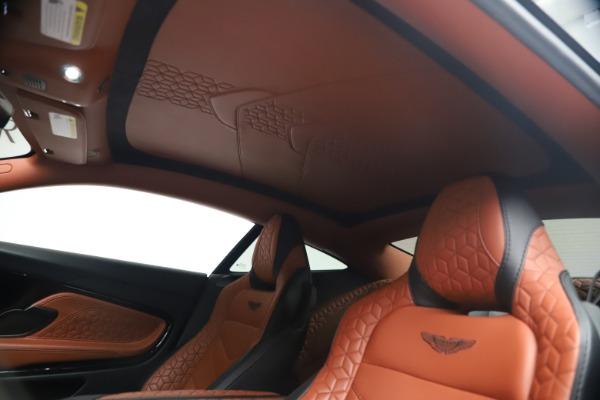 Used 2019 Aston Martin DBS Superleggera for sale $279,990 at Bentley Greenwich in Greenwich CT 06830 23