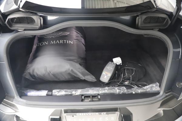 Used 2019 Aston Martin DBS Superleggera for sale $279,990 at Bentley Greenwich in Greenwich CT 06830 24