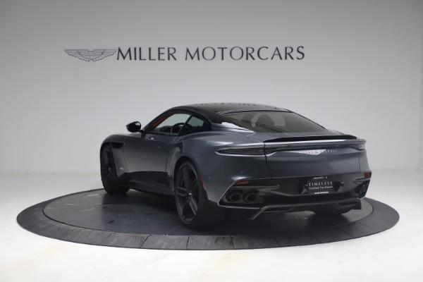 Used 2019 Aston Martin DBS Superleggera for sale $279,990 at Bentley Greenwich in Greenwich CT 06830 4