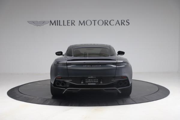 Used 2019 Aston Martin DBS Superleggera for sale $279,990 at Bentley Greenwich in Greenwich CT 06830 5