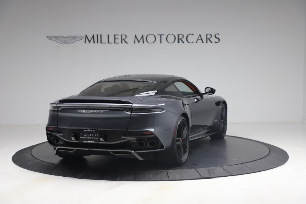 Used 2019 Aston Martin DBS Superleggera for sale $279,990 at Bentley Greenwich in Greenwich CT 06830 6