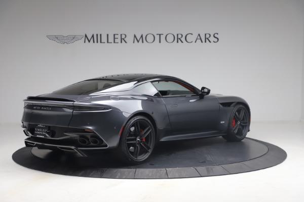 Used 2019 Aston Martin DBS Superleggera for sale $279,990 at Bentley Greenwich in Greenwich CT 06830 7