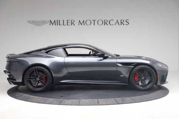 Used 2019 Aston Martin DBS Superleggera for sale $279,990 at Bentley Greenwich in Greenwich CT 06830 8