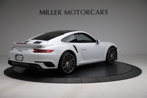 Used 2018 Porsche 911 Turbo for sale $159,990 at Bentley Greenwich in Greenwich CT 06830 10
