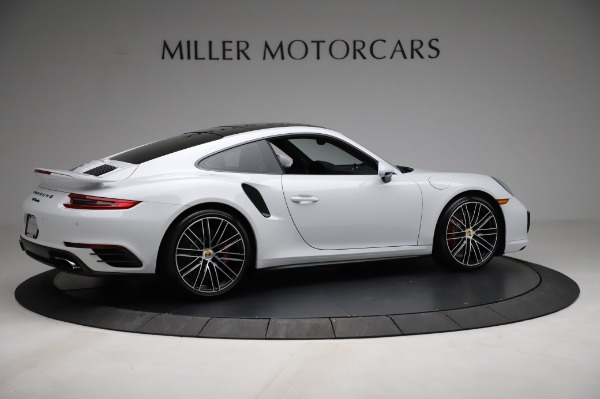 Used 2018 Porsche 911 Turbo for sale $159,990 at Bentley Greenwich in Greenwich CT 06830 11
