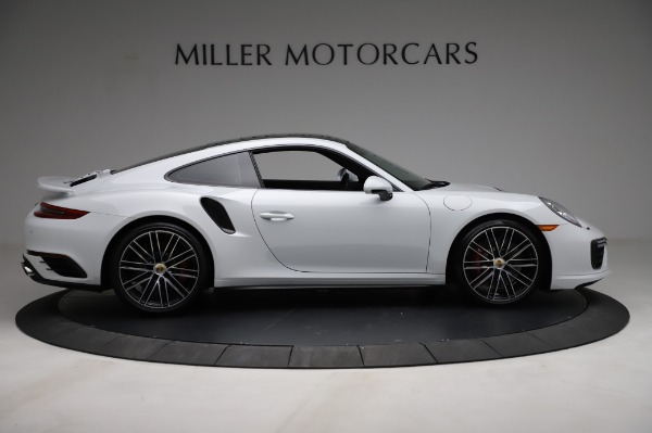 Used 2018 Porsche 911 Turbo for sale $159,990 at Bentley Greenwich in Greenwich CT 06830 12
