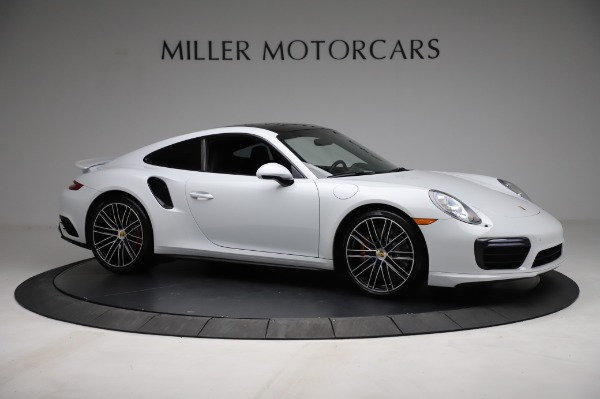 Used 2018 Porsche 911 Turbo for sale $159,990 at Bentley Greenwich in Greenwich CT 06830 13