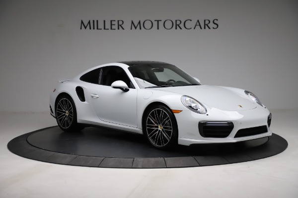 Used 2018 Porsche 911 Turbo for sale $159,990 at Bentley Greenwich in Greenwich CT 06830 14