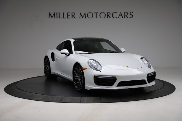 Used 2018 Porsche 911 Turbo for sale $159,990 at Bentley Greenwich in Greenwich CT 06830 15