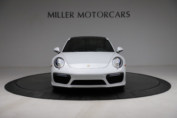 Used 2018 Porsche 911 Turbo for sale $159,990 at Bentley Greenwich in Greenwich CT 06830 16