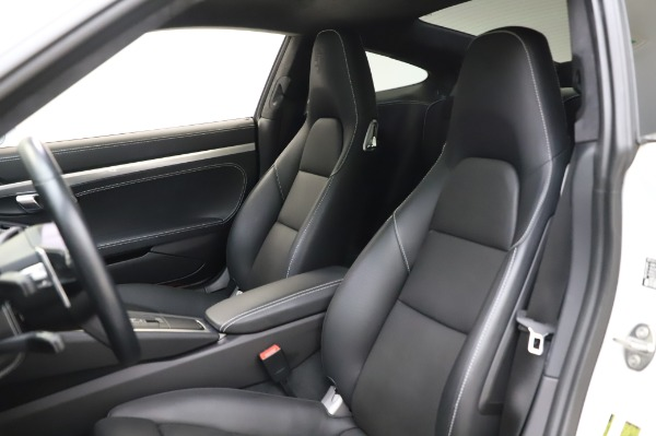 Used 2018 Porsche 911 Turbo for sale $159,990 at Bentley Greenwich in Greenwich CT 06830 18