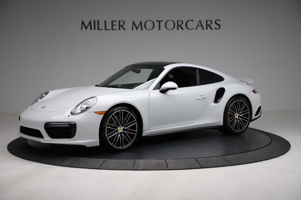 Used 2018 Porsche 911 Turbo for sale $159,990 at Bentley Greenwich in Greenwich CT 06830 2