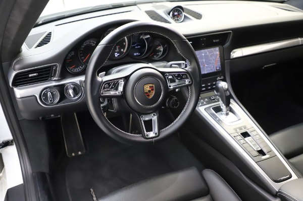 Used 2018 Porsche 911 Turbo for sale $159,990 at Bentley Greenwich in Greenwich CT 06830 22