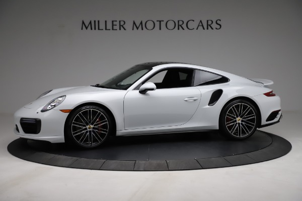Used 2018 Porsche 911 Turbo for sale $159,990 at Bentley Greenwich in Greenwich CT 06830 3