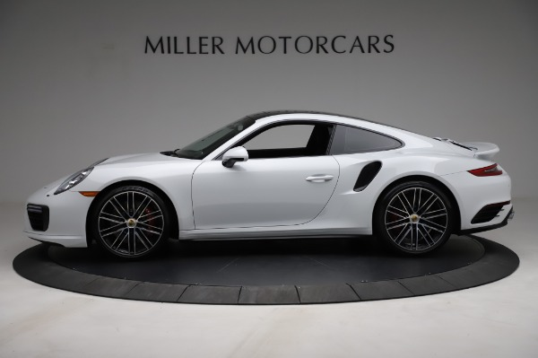 Used 2018 Porsche 911 Turbo for sale $159,990 at Bentley Greenwich in Greenwich CT 06830 4