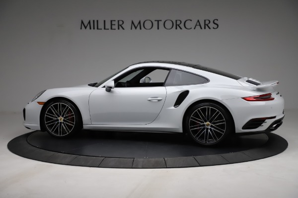 Used 2018 Porsche 911 Turbo for sale $159,990 at Bentley Greenwich in Greenwich CT 06830 5