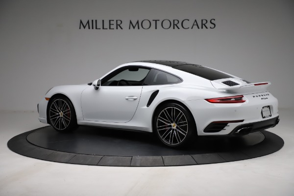Used 2018 Porsche 911 Turbo for sale $159,990 at Bentley Greenwich in Greenwich CT 06830 6