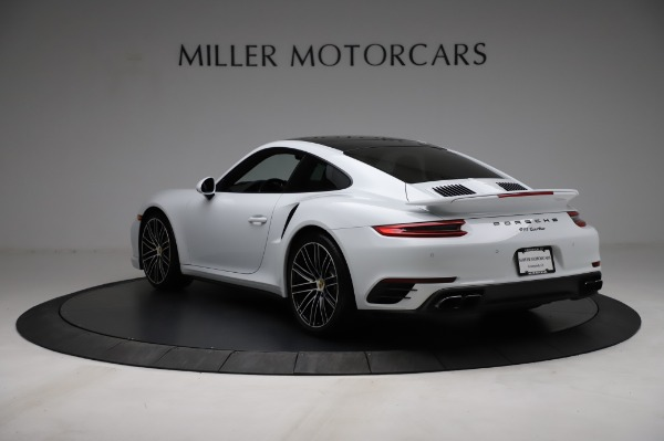 Used 2018 Porsche 911 Turbo for sale $159,990 at Bentley Greenwich in Greenwich CT 06830 7