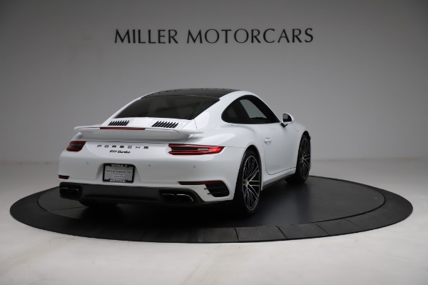 Used 2018 Porsche 911 Turbo for sale $159,990 at Bentley Greenwich in Greenwich CT 06830 9