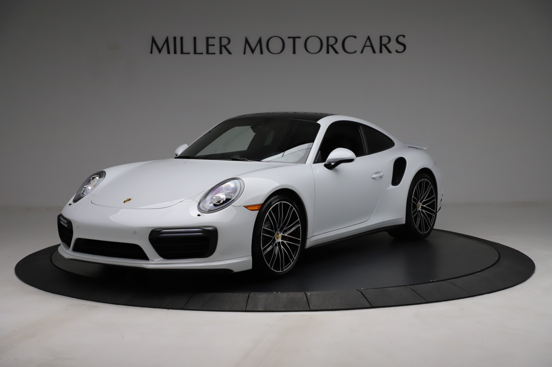 Used 2018 Porsche 911 Turbo for sale $159,990 at Bentley Greenwich in Greenwich CT 06830 1