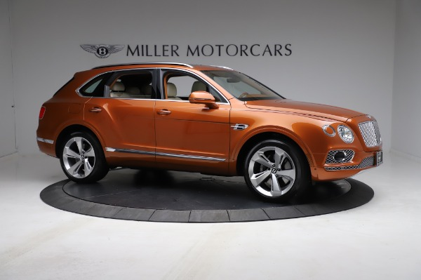 Used 2018 Bentley Bentayga Onyx Edition for sale $149,900 at Bentley Greenwich in Greenwich CT 06830 10